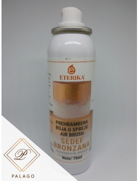 Air brush sedef bronzana boja 70ml